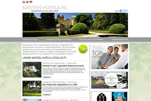 kasteelhotels